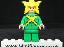 Electro Funny Brick Custom Minfigure