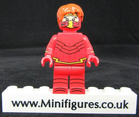 Flash 3000 LeYiLeBrick Custom Minifigure