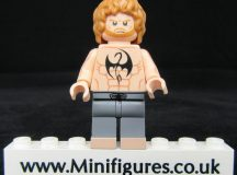 Iron Fist LeYiLeBrick Custom Minifigure