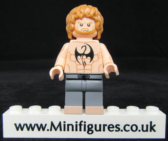 Iron Fist LeYiLeBrick Custom Minifigure