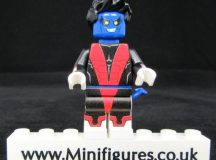 Night Crawler LeYiLeBrick Custom Minifigure
