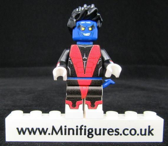 Night Crawler LeYiLeBrick Custom Minifigure