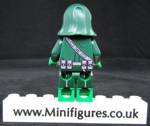 Pied Piper LeYiLeBrick Custom Minifigure