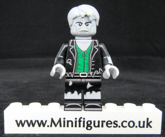 Solomon Grundy LeYiLeBrick Custom Minifigure