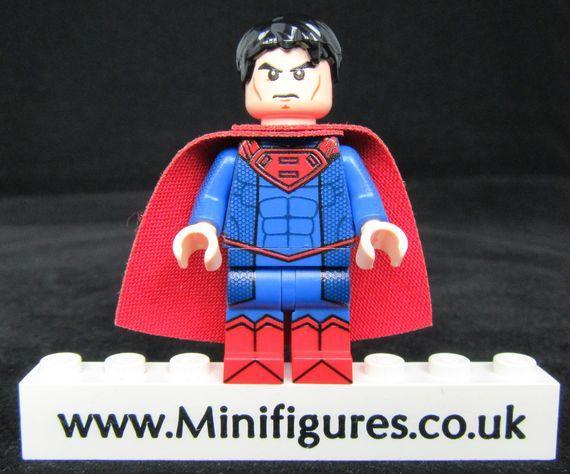 Superman 3000 LeYiLeBrick Custom Minifigure