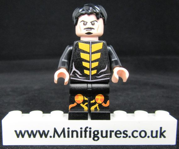 Weather Master LeYiLeBrick Custom Minifigure