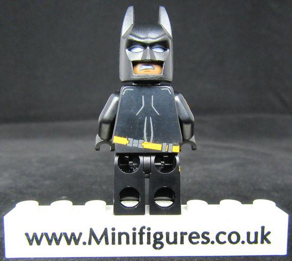 Bat Gordon Custom Minfigure Back