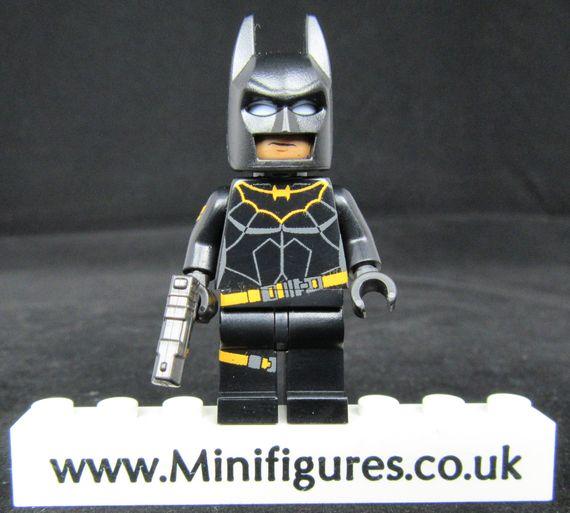 Bat Gordon Custom Minfigure