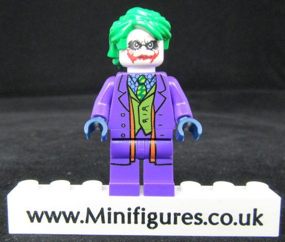 Dark Knight Joker Onlinesailin Custom Minifigure