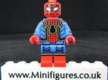 Spiderman Dragon Brick Custom Minifigure