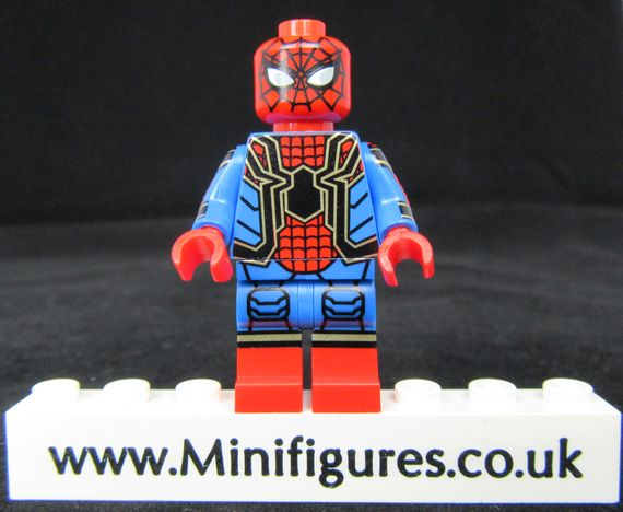 Spiderman Dragon Brick Custom Minifigure