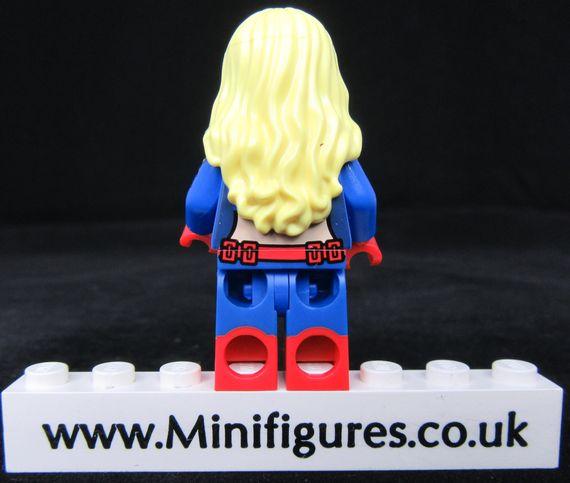 Star Girl Funny Brick Custom Minifigure