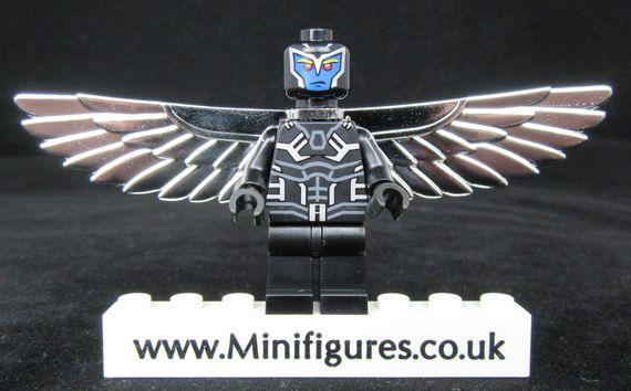 Archangel RA Custom Minifigure
