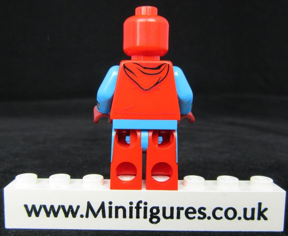 Homemade Arachnid Hero Custom Minifigure