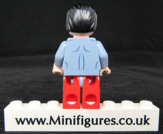 Vampire Superman RA Custom Minifigure