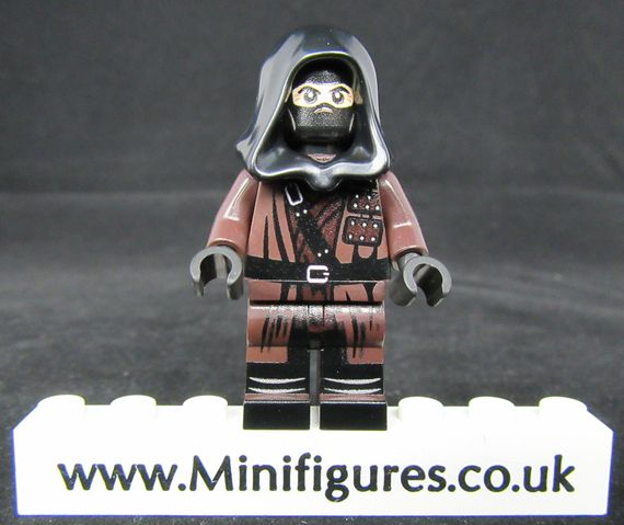 Dark Archer LeYiLeBrick Custom Minifigure