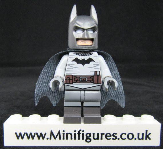 Gaslight Batman Crystal Custom Minifigure