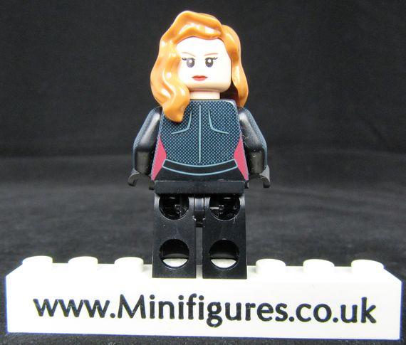Naughty Lass Custom Minifigure
