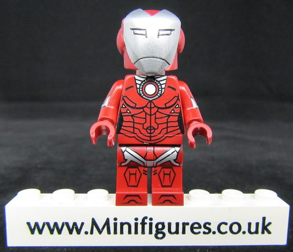 Rescue Armor Funny Brick Custom Minifigure