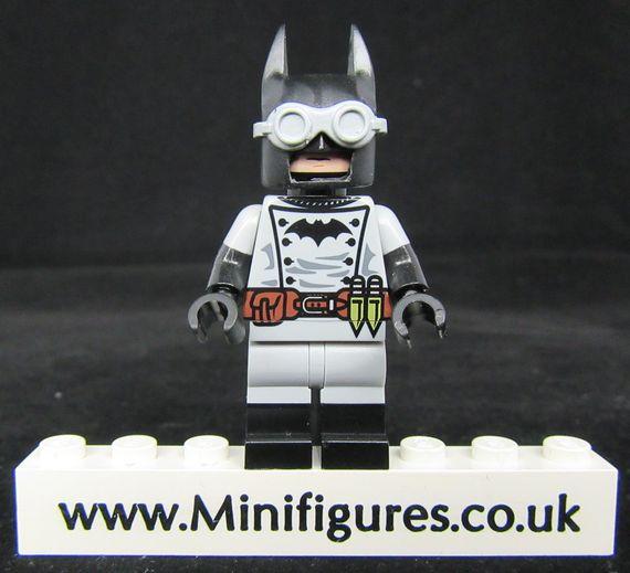 Gaslight Knight 2 Crystal Minifigs Custom Minifigure