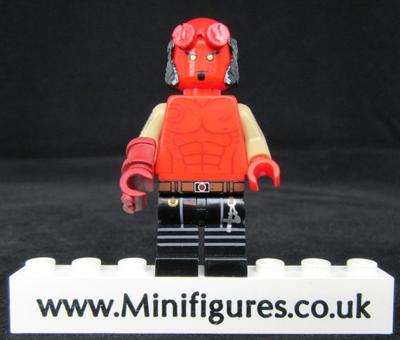 Hellboy UG Custom Minifigure