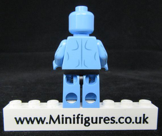 Dr Manhattan Custom Minifigure