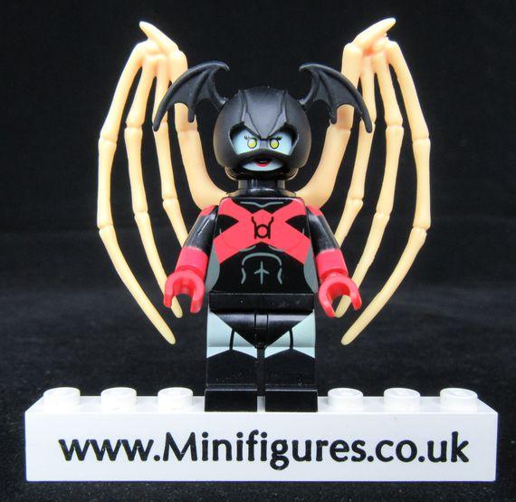 Furious Angel BrothersFigure Custom Minifigure