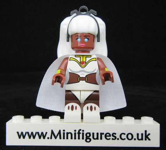Stormgirl Funny Brick Custom Minifigure