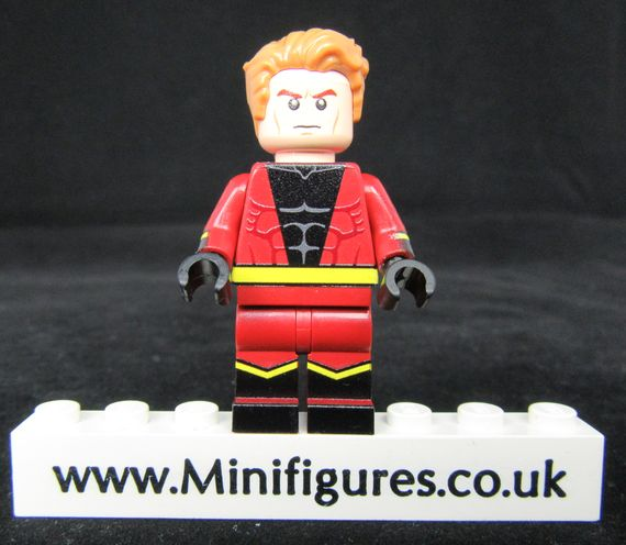 Elongated Man LeYiLeBrick Custom Minifigure