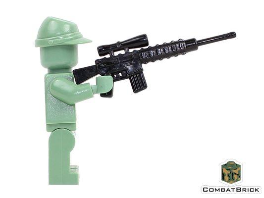 CombatBrick M110 Semi Automatic Sniper Rifle
