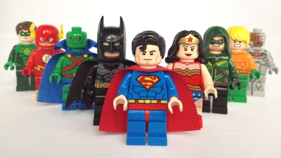 LEGO DC Justice League of America