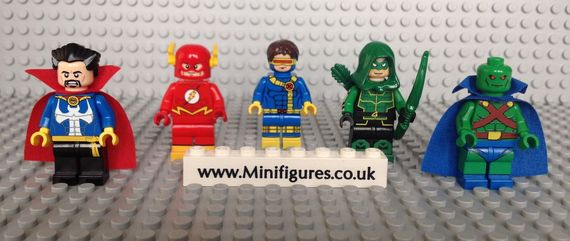 Top 20 Custom Printed Minifigures of 2013