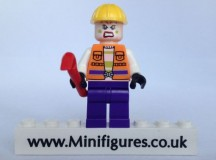 LEGO DC Comics Super Heroes Joker Henchman 2014 Minifigure Video Review