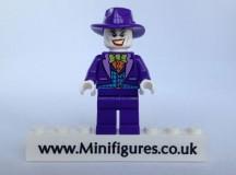 LEGO DC Comics Super Heroes Joker 2014 Minifigure Video Review