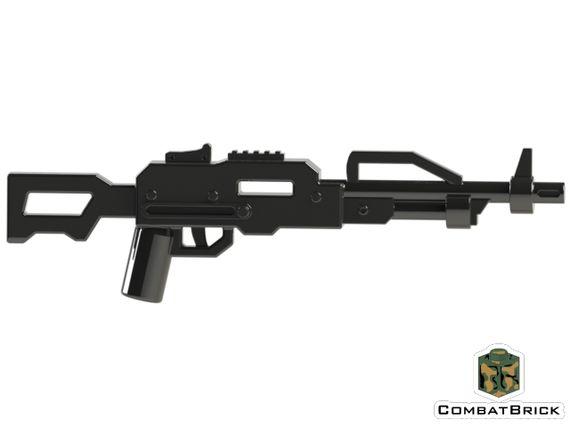 CombatBrick Russian PKP Pecheneg Machine Gun Black