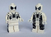 Spider Man Future Foundation Custom Minifigure Comparison Video Review