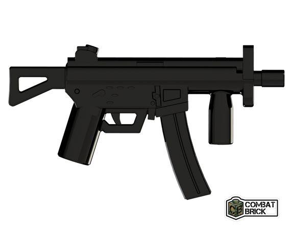 CombatBrick CB5K Submachine Gun