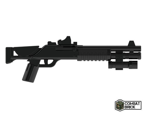 CombatBrick Tactical Shotgun