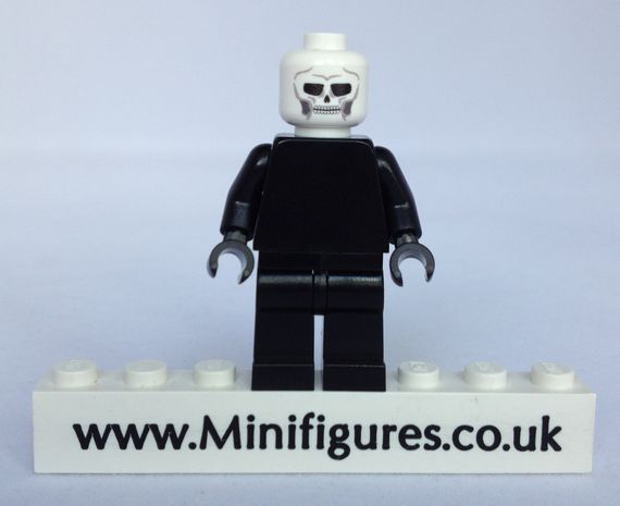 United Bricks Skeleton Head