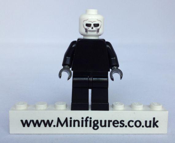 United Bricks Skeleton Head