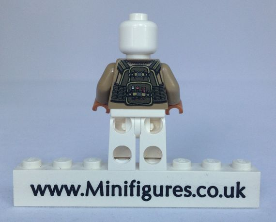 The Minifig Co Modern Combat Torso