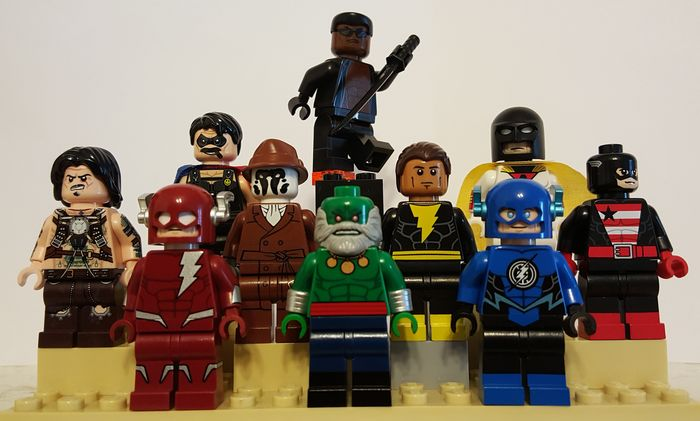 Christo Custom Minifigure Collection