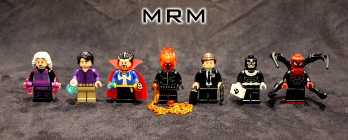 Muddy River Minifigs Custom Minifigures