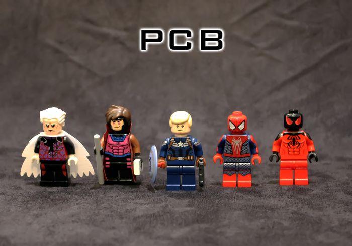 Phoenix Custom Bricks Custom Minifigures