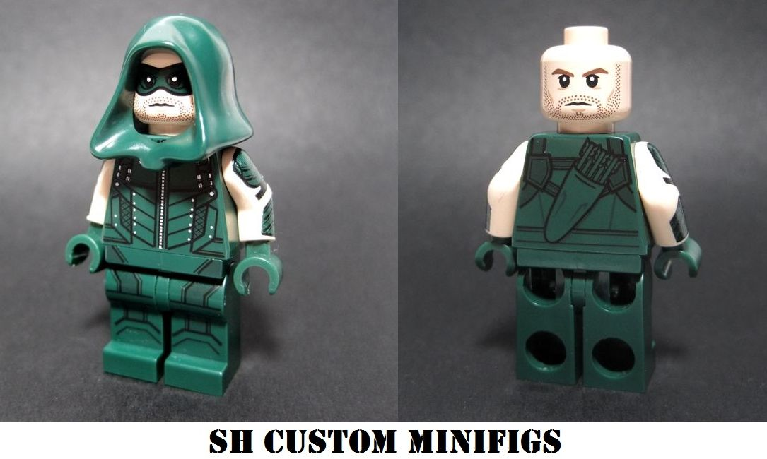 The Archer Custom Minifigure Review