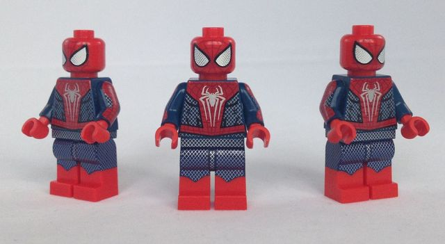Arachnid Hero Phoenix Customs Custom Minifigure
