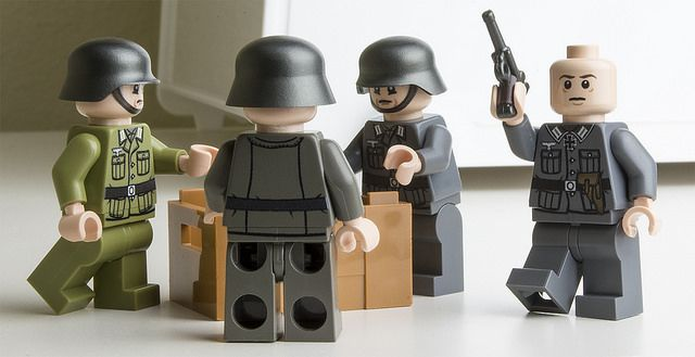 The Minifig Co Military Custom Minifigures