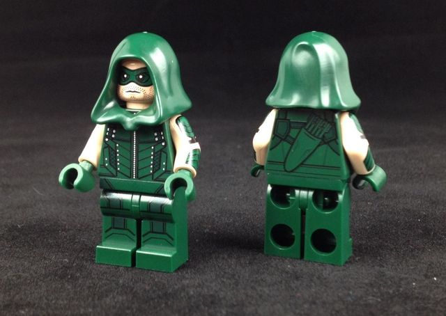 SH Custom Minifigs The Archer Custom Minifigure