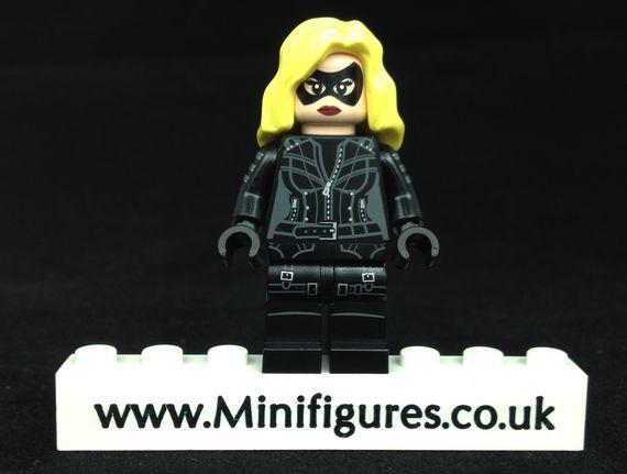 SH Custom Minifigs Blonde Vigilante Custom Minifigure
