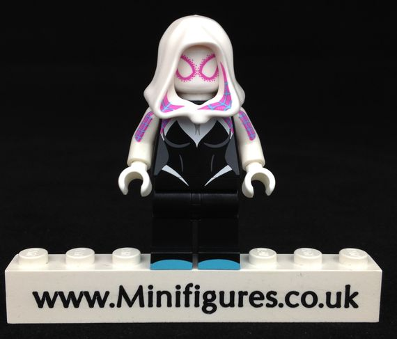 Phoenix Customs Pink Arachnid Custom Minifigure